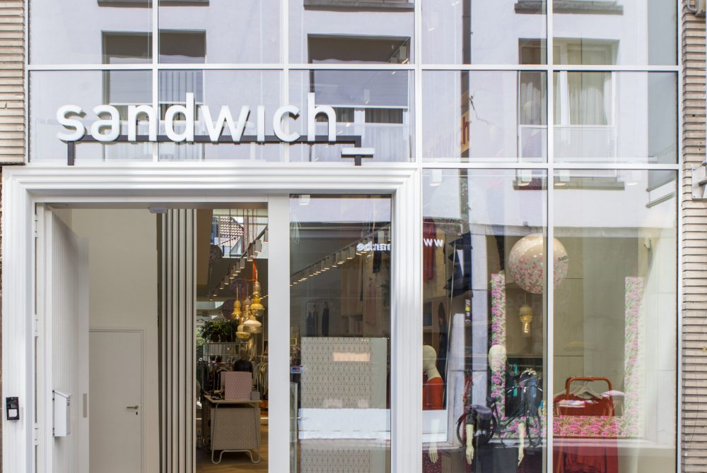 Store Design Antwerpen